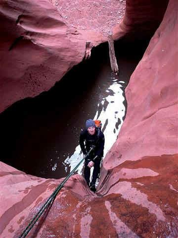 Neon Canyon Escalante Grand Staircase National Monument